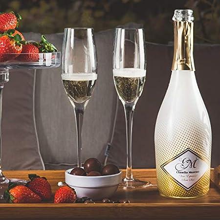 Vino Espumoso, vino blanco verdejo - Con un Sabor Suave, Agradable y Vivo I Espumoso - VINO FRIZZANTE REINA (CAJA 6)