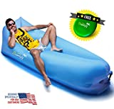 Are You Ready For The Most Relaxing Experience Of Your Life? Would You Like To Have A Comfortable inflatable lounger large Couch With You Anywhere You Go? This Top Notch lazy Inflatable Lounger Is A Must Have For You! Whether you are an outdo...