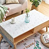 Living Room Rectangular TV Cabinet Coffee Table Tablecloth Fabric Cover Towel Pastoral Lattice Tablecloth Small Fresh Coffee Table Cloth Cloth Ameyso (Color : D, Size : 70 * 180 cm)