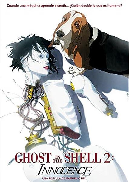 Ghost In The Shell 2: Innocence [DVD]: Amazon.es: Animación, Mamoru Oshii, Animación, Mitsuhisa Ishikawa: Cine y Series TV