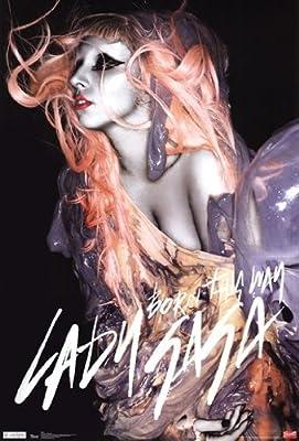 Lady Gaga - Born This Way Poster (22.50 x 34.00)