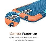 Galaxy S5 Case,TILL(TM) Hybrid Impact Defender 3