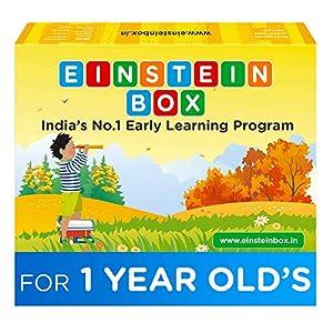 Einstein Box for 1 Year...