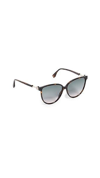 Amazon.com: Fendi Classic - Gafas de sol para mujer, talla ...