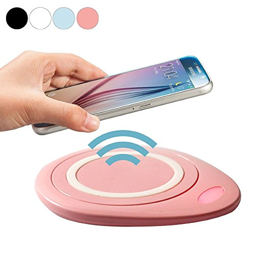 Geekercity Universal Qi Wireless Charger Charging Pad Station Mat for Samsung Galaxy...
