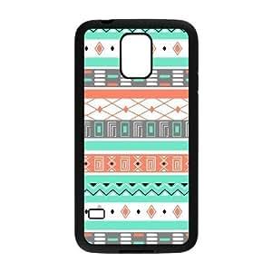 Aztec Wood ZLB515976 Custom Phone Case for SamSung Galaxy S5 I9600, SamSung Galaxy S5 I9600 Case