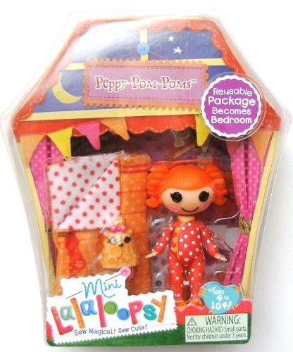 Mini Lalaloopsy Doll- Series mini Lara loop Lalaloopsy Sea Doll Doll- - PEPPY POM POMS Sleepy Series parallel import goods B01M4IJW45, 愛知川町:75141797 --- arvoreazul.com.br