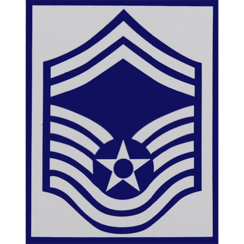 (Air Force E-8 Senior Master Sergeant)