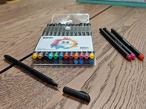 Buy gel pens for taking notes