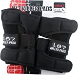 187 Killer Pads Black X-Small Wrist Guards