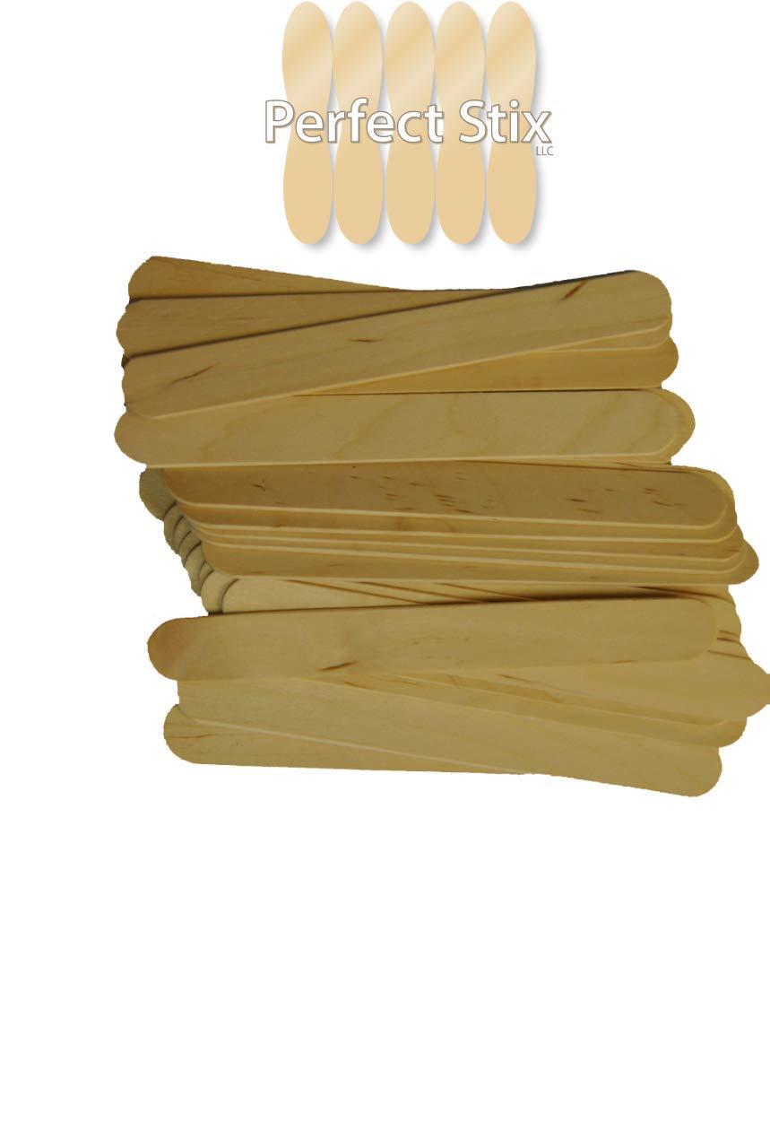 Perfect Stix Jumbo Craft Sticks 6'' Length Pack of 5000