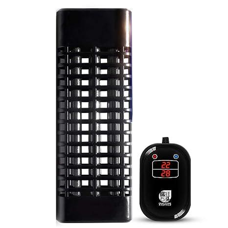 1500W Calentador de Acuario Inteligente Tortuga Tropical humidificador de Mascotas, termostato automático, Control Remoto