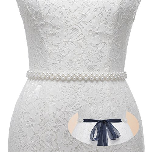 Buy navy dress and accessories - 5