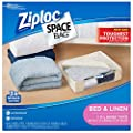 Ziploc Space Bag 3ct Variety Pack 2 Xl Flat 1 Xl Shell