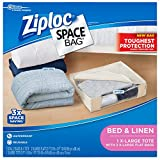 ziplock vacuum space bags - Ziploc Space Bag 3ct Variety Pack (2 XL Flat, 1 XL Shell)