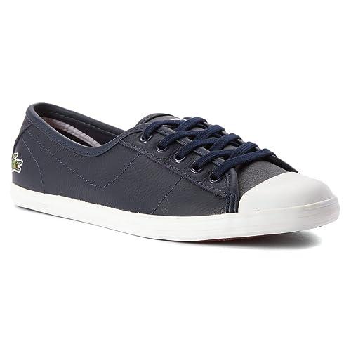 Zapatillas Lacoste Grad Vulc CR2 Fashion de la Mujer: Amazon.es: Zapatos y complementos