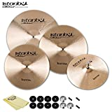 #7: Istanbul JF-T-PRO-PACK Mehmet Cymbals Traditional Pro Pack with Accessories & Polish Cloth