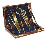 Proportional Divider Set of 5, Full Brass