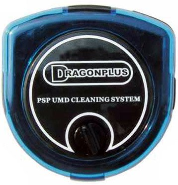 (UMD Cleaner Cleaning System for SONY PSP Disc Repair)
