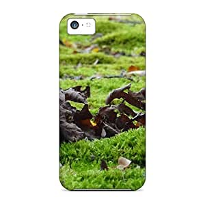 Qdf8958ZLxa Cases Skin Protector For Iphone 5c Autumn Forest Hd With Nice Appearance