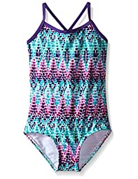 Kanu Surf Girls' Candy One Piece Swimsuit