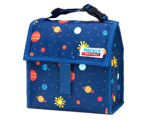 PackIt Freezable Mini Lunch Bag, Solar System by PackIt