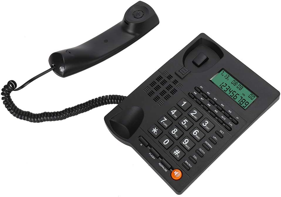 gaixample.org ASHATA L109 English Trade Call Desk Display Caller ...
