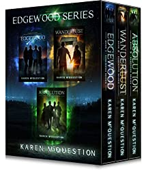 Edgewood Series: Books 1 - 3