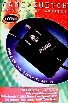 Nyko Universal RF Adapter Game Switch ()