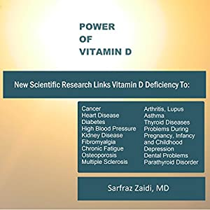 Power of Vitamin D Audiobook