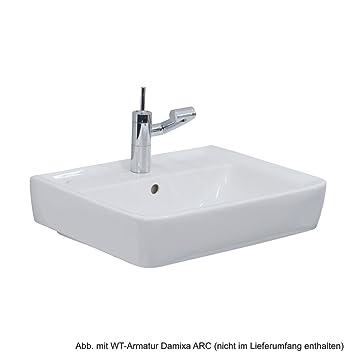 Keramag Renova Nr1 Plan Waschtisch Weiß Keratect 60 Amazonde
