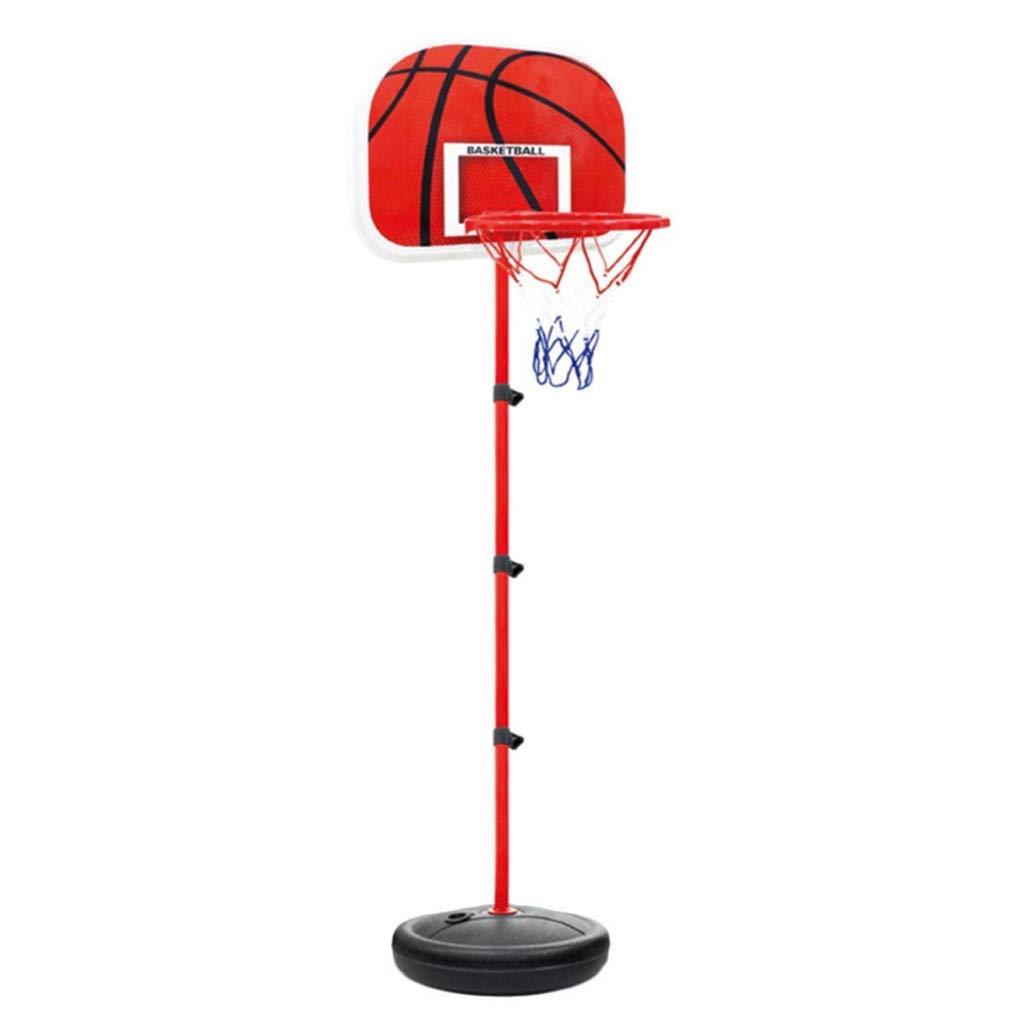 B Blesiya Kid's Child Adjustable Basketball Backboard Stand Net Indoor Sport Hoop Toy Set