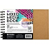 Prima Marketing 655350592394 Mixed Media Book Art