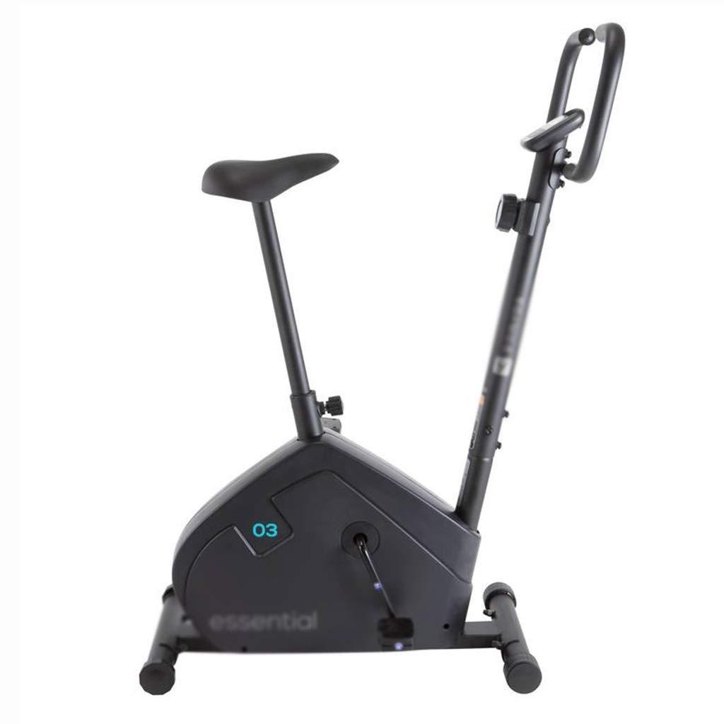 スポーツバイク 屋内フィットネス機器 屋内自転車 ホームトレーナー ミュートステッパー、ペダルは静かで滑らか (Color : Black, Size : 87*48*121cm) 87*48*121cm Black B07QMBJ4FZ