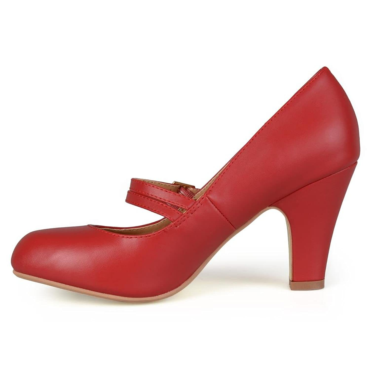 b00d016f856 new Journee Collection Windy Women US 6 Red Mary Janes - www ...