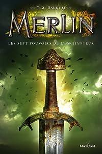 """Afficher """"Merlin n° 2 Les sept pouvoirs de l'enchanteur"""""""