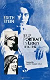 Self-Portrait in Letters 1916-1942 (Collected Works of Edith Stein)