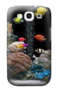 S0226 Aquarium Case Cover for Samsung Galaxy S3