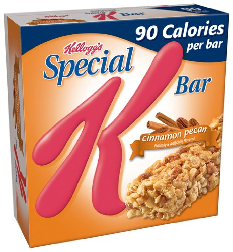 UPC 038000389177, Special K Bars, Cinnamon Pecan, 6-Count Bars (Pack of 6)