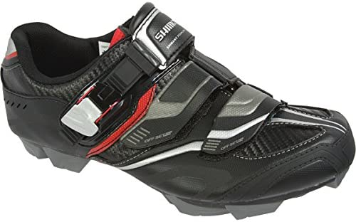 SHIMANO Sh-Xc50N All-Season Off-Road Racing Performance Shoe Black Red