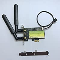 CHAOHANG CH-8260 Desktop Dual Band Wireless PCI-E 1x Adapter Card 2.4Ghz-300Mbps/5Ghz-867Mbps with Bluetooth 4.2