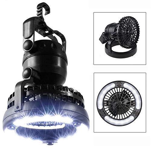 Led Ceiling Fan With Emergency Light in US - 6