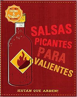 Salsas Picantes Para Valientes (Food Heroes): Amazon.es: Beverly LeBlanc: Libros