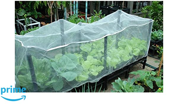 Pack of 12,Clamps for Greenhouse Film Row Cover Netting Tunnel Hoop Clips Plant Cover /&Frost Blanket For Season Extension Support Shed Film Shading Net Rod Clip for 16mm//0.62 Plant Stakes