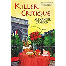 Killer Critique (Capucine Culinary Mystery)