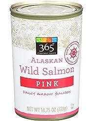 365 Everyday Value, Alaskan Wild Salmon Pink, 14.75 Ounce