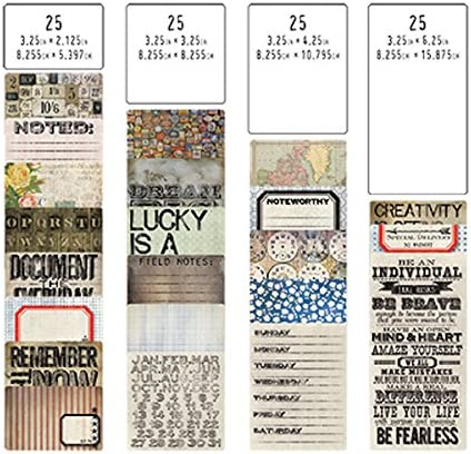 Tim Holtz TH93189 Ephemera Pack by Idea-Ology Emporium 70 Pieces Assorted