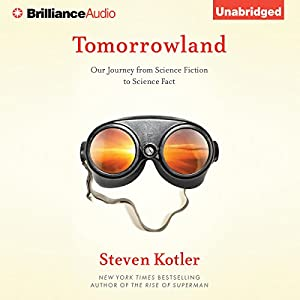 Tomorrowland Audiobook
