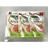 HAKUBAKU's baby noodle Baby Spaghetti 100gX3bags