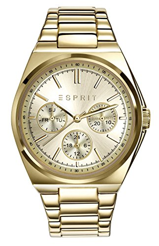 Esprit Watch TP10896 Gold - ES108962002-Gold - stainless-steel-Round - 36 mm